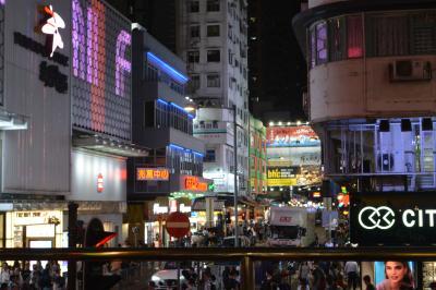 3年ぶりの香港マカオリベンジ旅行(その1)
