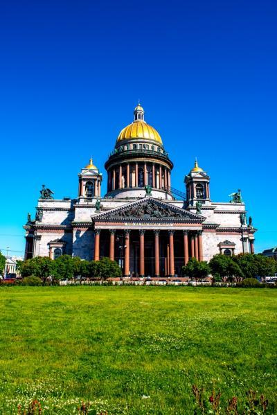 ロシア(15) サンクトペテルブルク市内2