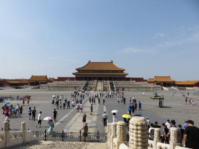2019芒種「北京へ一人旅」(3_紫禁城を歩く)