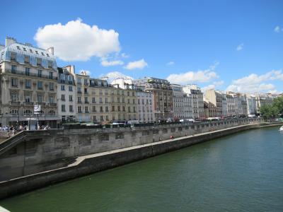 初めてのヨーロッパはパリ! 華の都を男一人で気ままに歩いた5日間(2日目)