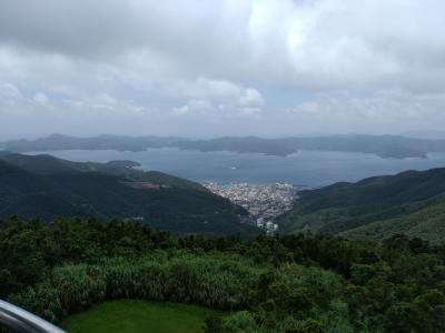 15年ぐらいぶりの奄美大島