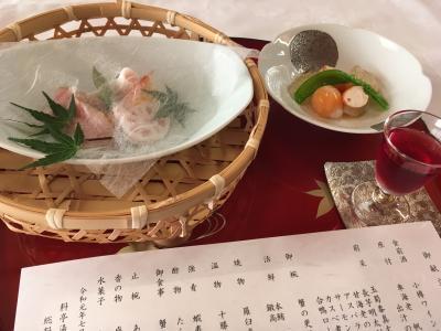 車無しで行く夏の北海道2019 小樽で美食の温泉旅館/後編