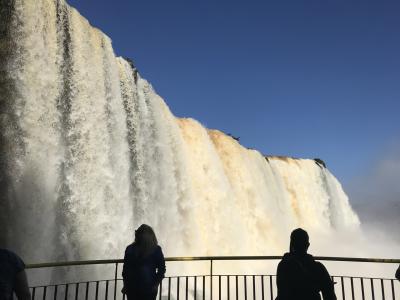 シニア夫婦で行く 初めての南米 Vol. 3 《 イグアスの滝・ブラジル側編 》