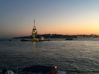 スタアラ世界一周旅行18日間、トルコ→ノルウェー