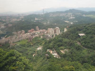 3泊5日で台湾一人旅[6]登山はしたくないけど景色の良い所に行ってみたいと思い猫空へ