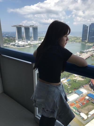 ネックさん 誕生日にシンガポールで、SPECTRAを満喫して、爆睡する。