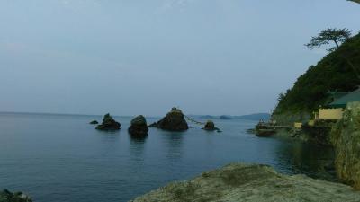 二見浦夫婦岩