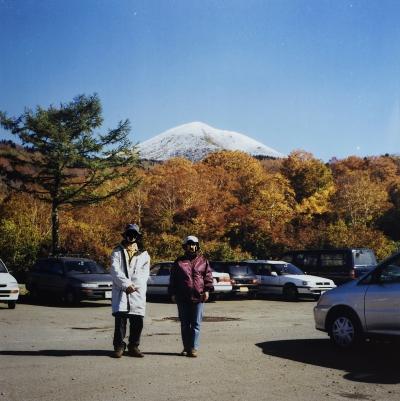 2000年八甲田→下北半島周遊