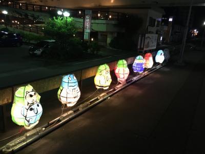 青森と函館(青森編)