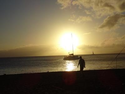 初めてマウイ島 ⑤ スワップ・ミート&ビーチウォーク