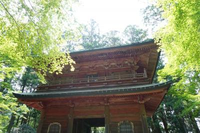 坂本ケーブルと叡山電車で行く比叡山延暦寺(前編・東塔エリア)
