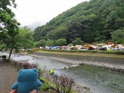 テントなし!小3と4歳児と行く山梨お手軽キャンプ