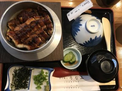 日本一の抹茶&鰻を食べに西尾へ  in愛知