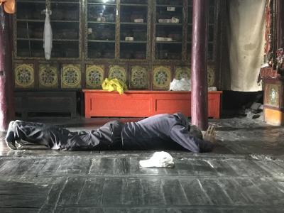 チベット民族の人達に会いたいー!そこはヒマラヤの厳しい大自然に抱かれた「ラダック」③ティンモスガン村で出会ったチベット仏教徒