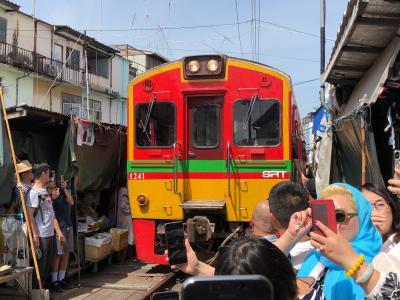 7月3連休はバンコク2泊3日。微笑みの国で癒されよう!  その1