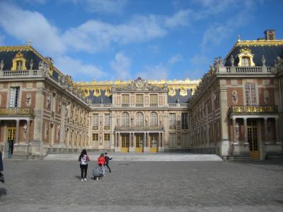 リタイア68歳初パリ一人旅⑤(4日目ベルサイユ宮殿、アンヴァリッド)