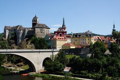 チェコ旅行ー14:ヘプと近郊の街