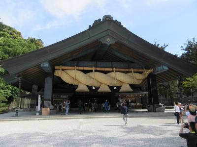男だらけの島根旅行(2019年5月)