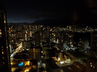 Waikiki BANYAN 32階CityView(タワー1)