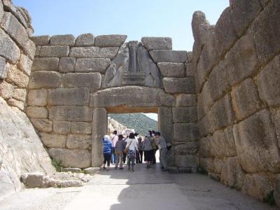 ギリシャ8日間の旅(4) ミケーネ