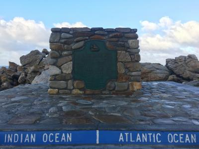南ア便り2~ケープタウンからアフリカ大陸最南端へ冬のアグラス岬