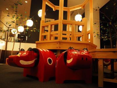 福島旅行【2】星野リゾート磐梯山温泉ホテル