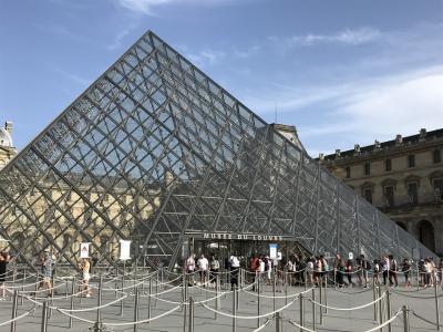 初!!ヨーロッパ  フランス 女子旅7Days  Part 1
