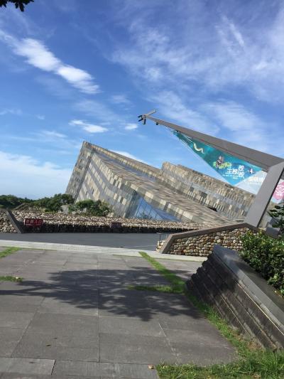 2019年7月の台北 一人でウロウロ その4 宜蘭蘭陽博物館
