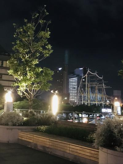 ~2019年 7月 親子3世代 スイーツビュッフェ in横浜ベイホテル東急
