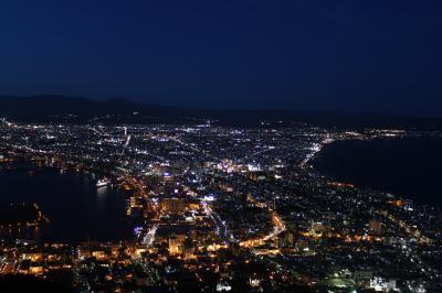 函館へ行ってみました。行きはカタール航空のマイルを利用、帰りはフェリーと夜行バスを利用しました。