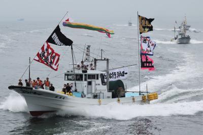 篠島漁師宿に泊まって 島っ子の楽しみ祇園祭♪&大迫力の船団パレード野島祭♪