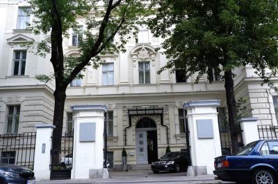 ウィーンの邸宅で暮らすように過ごす@ヴィエナ スイート・Vienna Suites