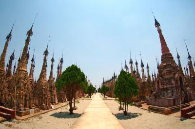 カックー遺跡&バガン遺跡で敬虔な祈りの心に触れる旅 in ミャンマー★…