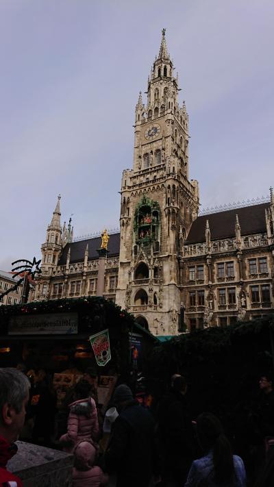 2018年12月 ドイツ,ベルギー クリスマスマーケット,世界遺産 ③