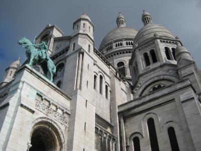 リタイア68歳初パリ一人旅⑧(7日目サクレ・クール寺院、オペラ座、ヴァンドーム広場)