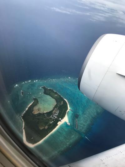 7年ぶりの沖縄本島-1 空港ラウンジとクラスJ
