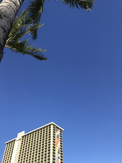 1年半ぶりのハワイは初子連れハワイ♪準備&出発&1日目