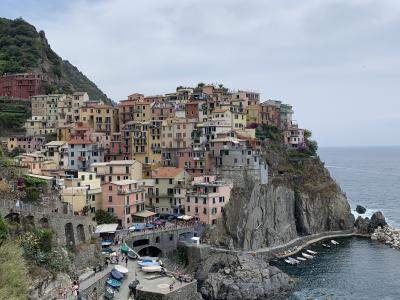 201906-13_チンクエテッレ(マナローラ) Cinque Terre in Italy