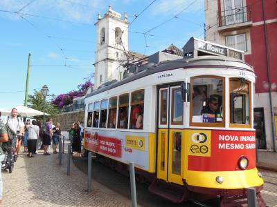 ロストに始まり二日酔いで閉めたポルトガル、まぁ上出来だった?リスボンの巻 散策一日目