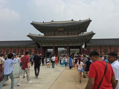 2度目の韓国はソウルへ 2