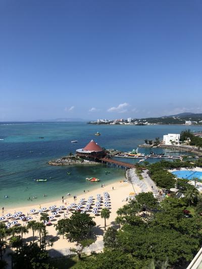 4歳の娘と早めの夏休み@沖縄 Part 1