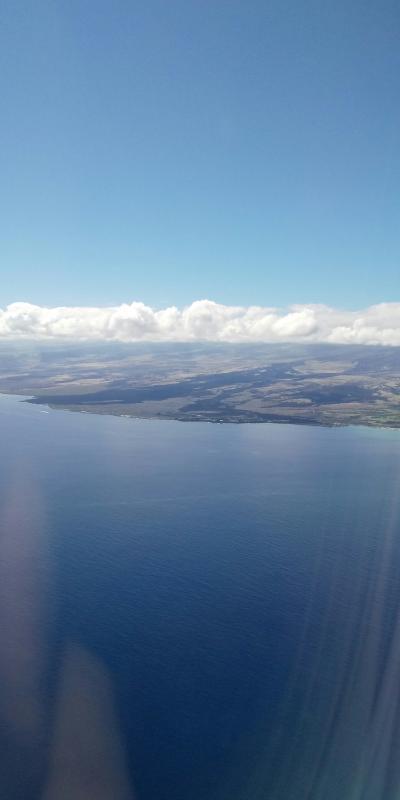 初めてのハワイ島とマウイ島①1日目