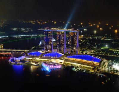 急に思い立ってシンガポールへ