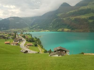大自然スイス満喫の旅&ちょこっとミラノ~1・2日目~(出発→ルツェルン→ブリエンツ湖→グリンデルワルト)