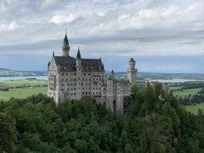 バイエルンチケットを使って、ノイシュバンシュタイン城へ行こう!