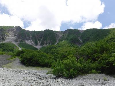 元谷で、大山を眺めてランチ...至福...