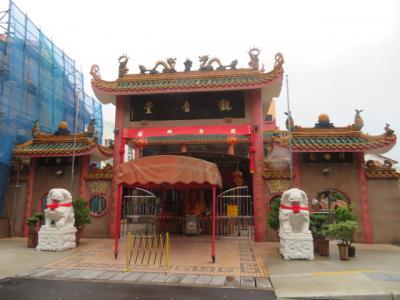 シンガポール 「行った所・見た所」 MRT南北線のパヤレバー駅とカトンエリア散策