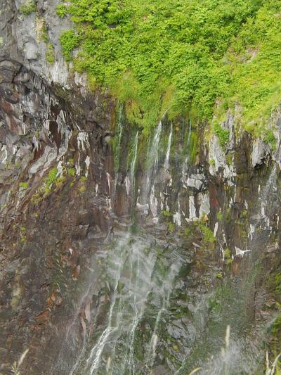 北海道道東の旅⑥フレペの滝散策~オシンコシンの滝~屈斜路湖プリンスホテルまで