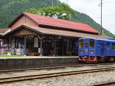 鳥取から岡山へ寄り道しながら南下する【その2】 若桜鉄道に乗る