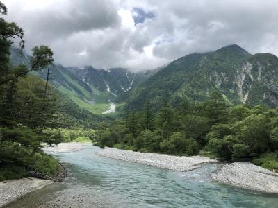 信州・白馬 ハイキング 7日間の旅 3日目